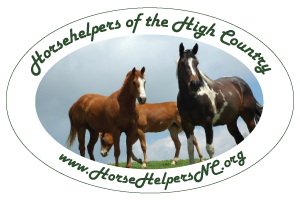 Horse Helpers of the High Country Logo