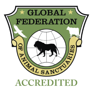 Global Federation of Animal Sanctuaries - Accredited
